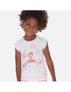 Camiseta m/c complementos -...