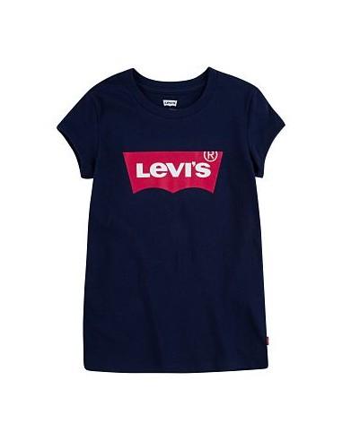 Camiseta para niñas LOGO LEVIS
