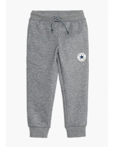 FLEECE CTP JOGGER DK GREY HEATHER