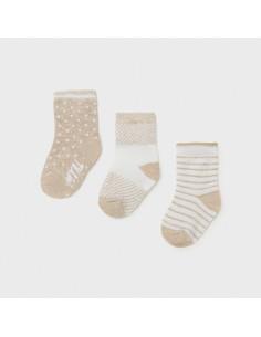 Set 3 calcetines - Nature
