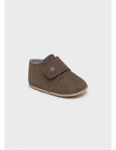 Zapato desert - Vison osc