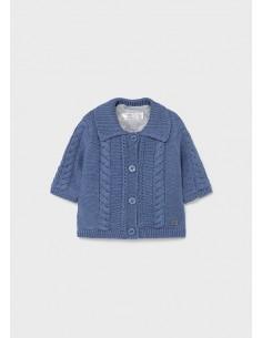 Rebecon tricot y pelo -...