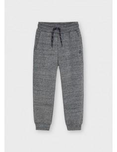 Pantalon felpa basico puños...