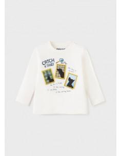 Camiseta m/l play secret -...
