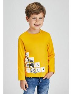 "Camiseta m/l ""skater"" -..."