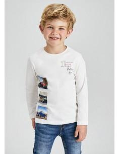 Camiseta m/l fotografias -...