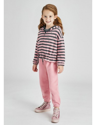 Chandal rayas 2 pantalones - Plomo vig