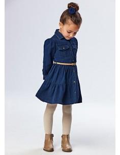 Vestido tejano - Tejano