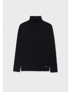 Cisne tricot basico - Negro...
