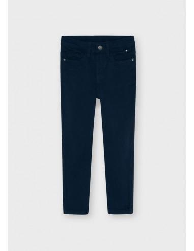 Pantalon 5b slim fit basico - Marino