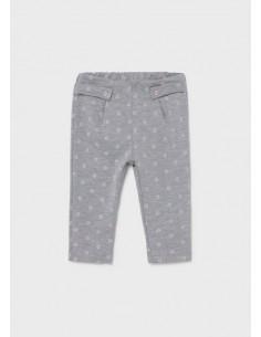 Pantalon largo punto roma -...