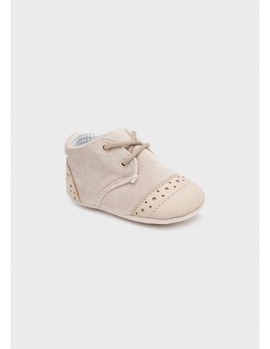 Zapatos vestir - Beige