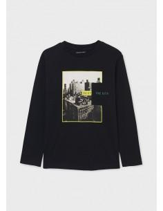 "Camiseta m/l ""enjoy the..."