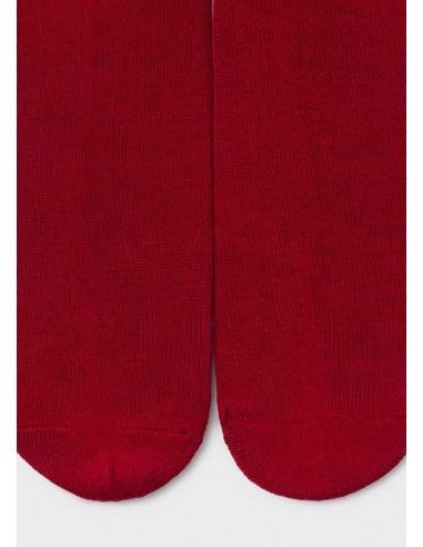 Leotardo liso - Rojo