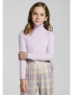 Cisne tricot basico - Lila...