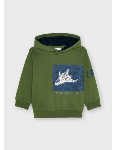 """Pullover """"glows in the..."""