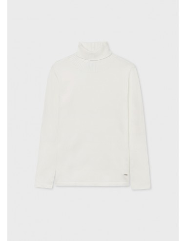 Cisne tricot basico - Crudo