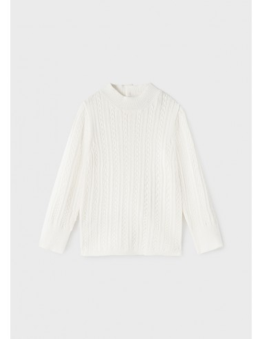 Semicisne tricot - Crudo