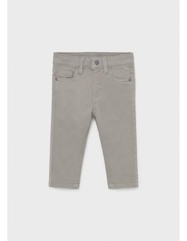 Pantalon 5b slim fit basico - Vapor
